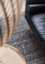 Bild på mattan Lerhamn