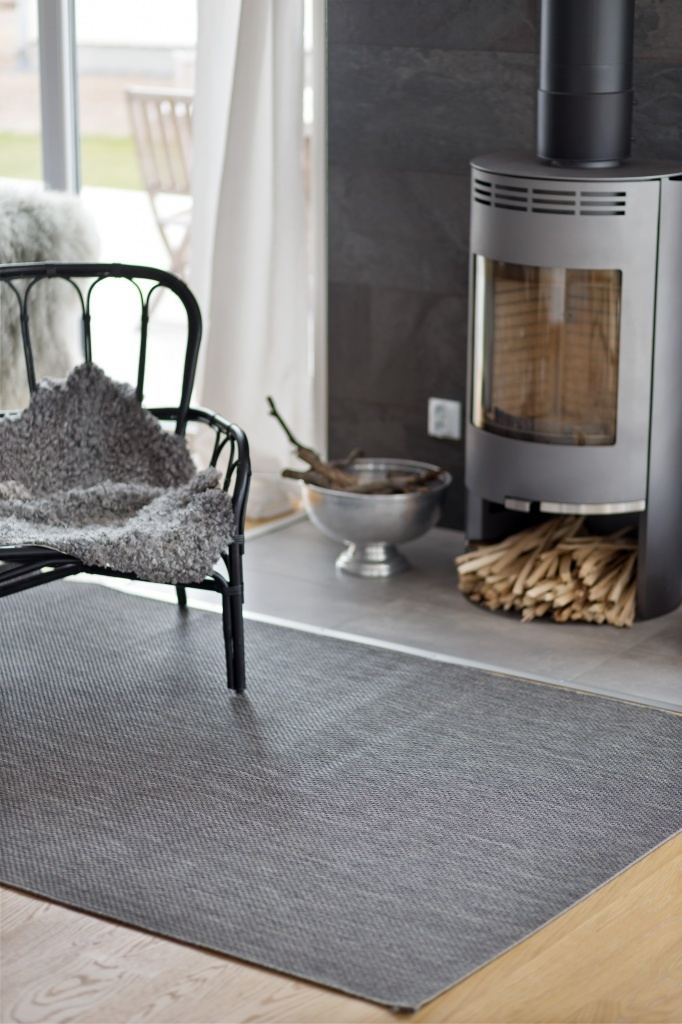 Populära Pigalle - slät och tålig matta. - Nylanders Mattor FN-51