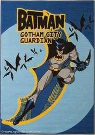 Batman - Barnmattor