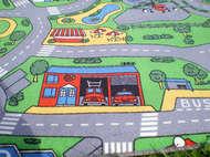 Bild på mattan Streetlife