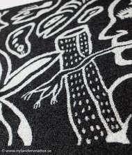 Bild på mattan Esperanto soft