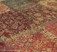 Bild på mattan Antique patch