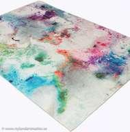 Bild på mattan Artwork