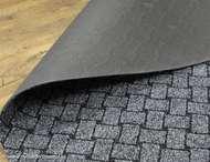Bild på mattan Polo Quadro