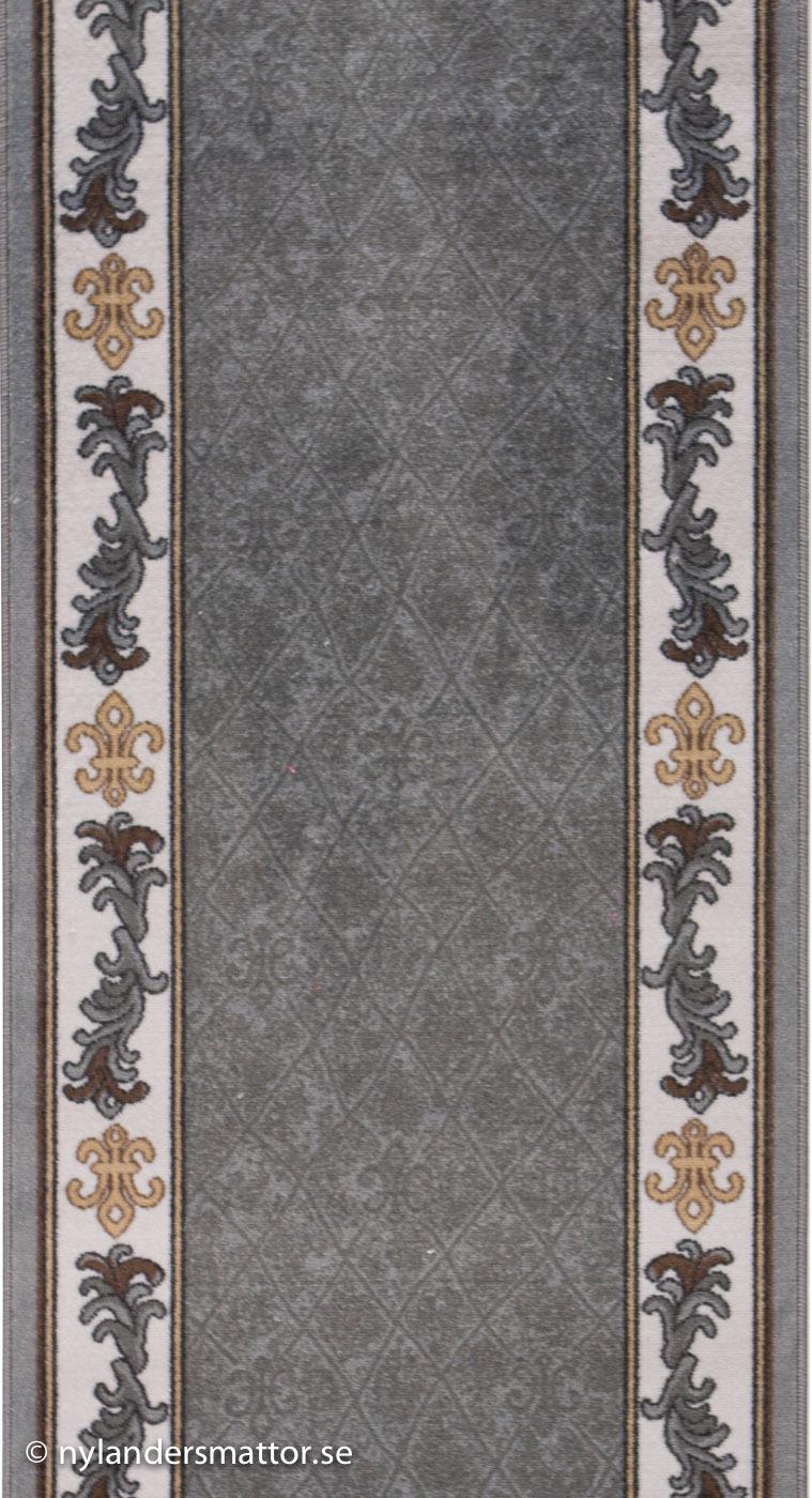 Liljan   klassisk gångmatta på metervara   nylanders mattor