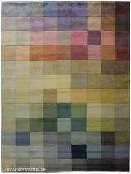 Palett - Handknutna mattor