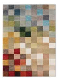 Rainbow - Handknutna mattor