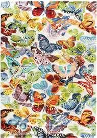 Butterflies - Handtuftade mattor
