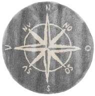 Kompass - Handtuftade mattor
