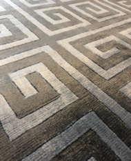 Bild på mattan Athena
