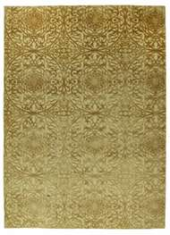 Barock Guld - Konstsilkesmattor