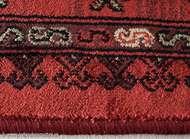 Bild på mattan Eufrat metervara
