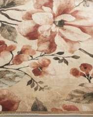 Bild på mattan Sakura