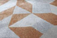Bild på mattan Artic gold metervara