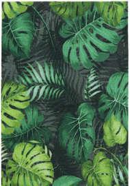 Borneo Metervara Grön - Mattor på metervara