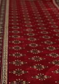 Bild på mattan Butterfly
