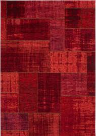 Carlucci metervara Röd - Mattor på metervara