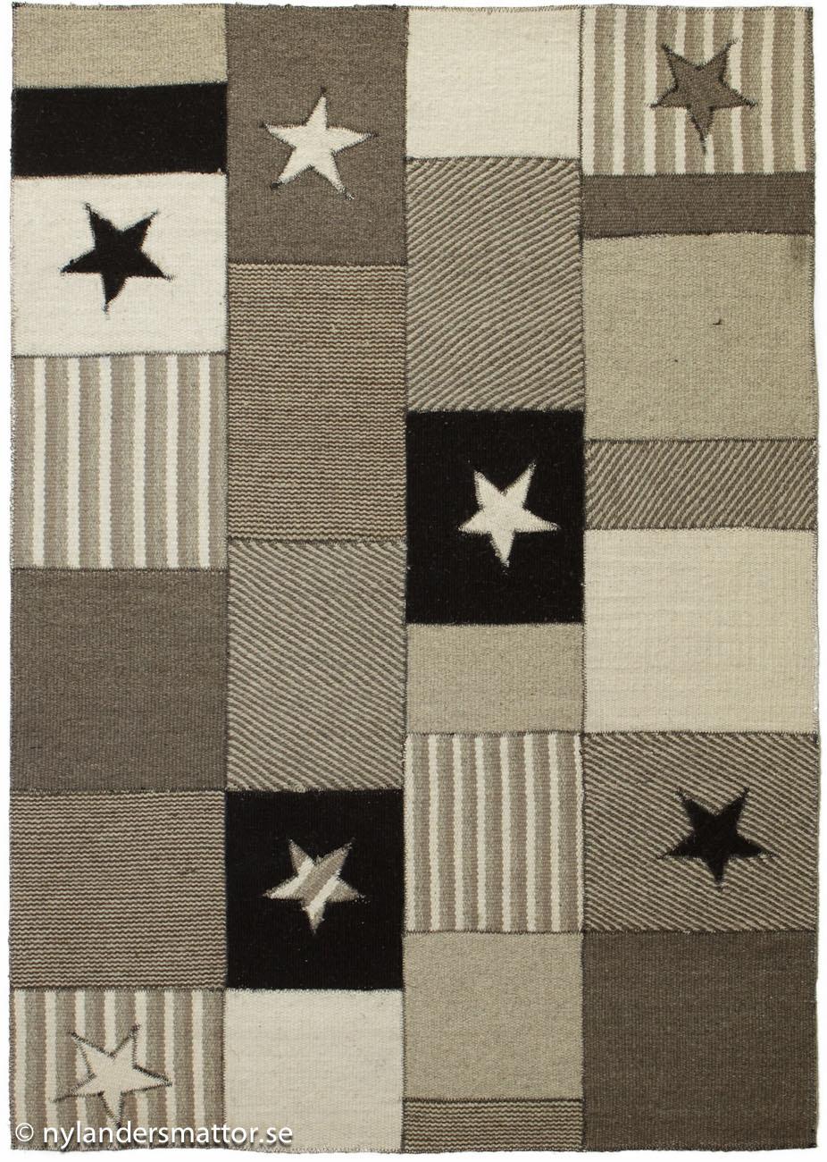 Spirit   patchworkmatta i ull   nylanders mattor