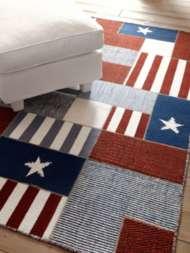 Bild på mattan Texas