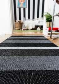 Bild på mattan Block Metallic