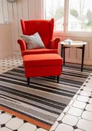 Bild på mattan Gro - Flow collection
