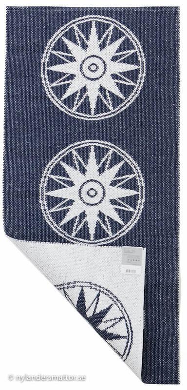 Plastmattan Marin Kompass