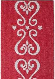 Ornäs Röd-vit - Plastmattor