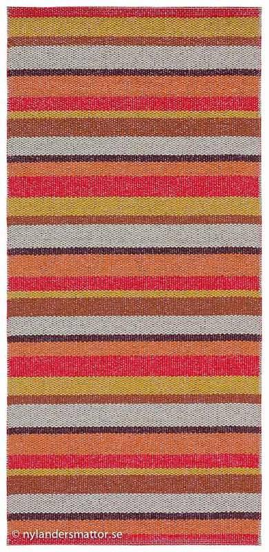 Plastmattan Stripes