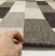 Bild på mattan Topaz
