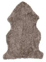 Curly rug Sahara - Skinn