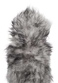 Molly Hair Rug Dyed Grey - Skinn