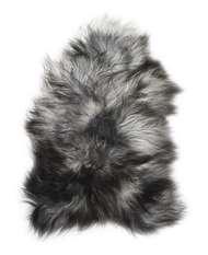 Molly Hair Rug Natural Grey - Skinn