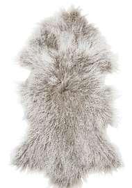 Shansi Rug Beige snowtop - Skinn