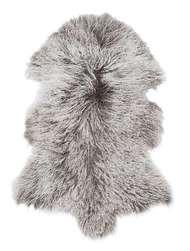 Shansi Rug Grey snowtop - Skinn