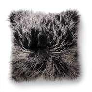 Shansi Small Pillow Black Snowtop - Skinn