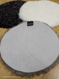 Bild på mattan Curly rund stolsdyna