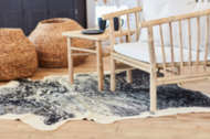Bild på mattan Vilgot