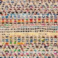 Bild på mattan Jaipur