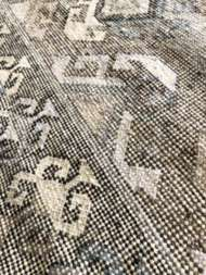 Bild på mattan Nepal Grey