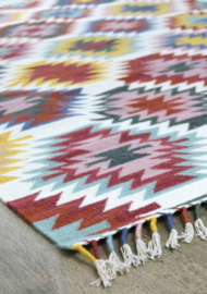 Bild på mattan Rengo