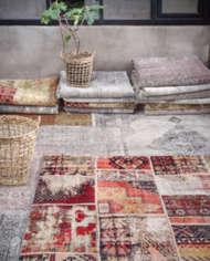 Bild på mattan Antep