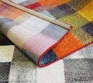 Bild på mattan Deco