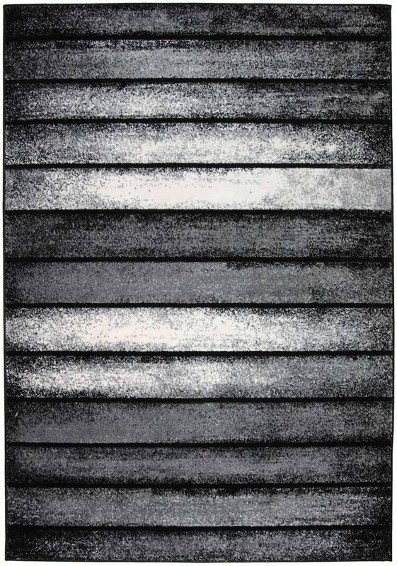 Grå-svart