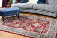 Bild på mattan Treviso